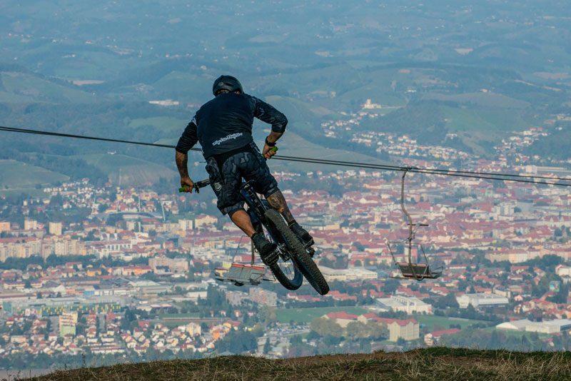 Trans Slovenia 3 mountain biker pohorje maribor