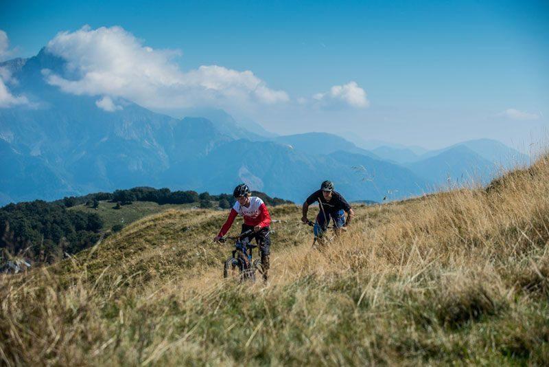 Trans Slovenia 1 kolovrat mountaing biking